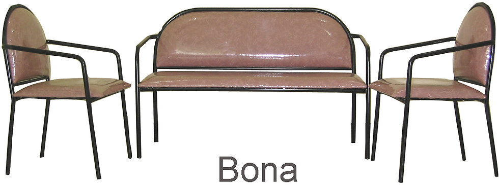 Bona and Vina Sofa Set