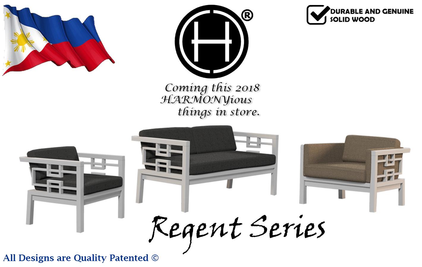 Regent Sofa Set