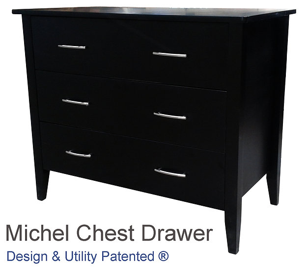 Michel Chest Drawer (3 Drawer)