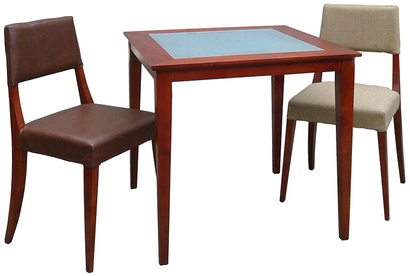 Hudson Table & Emerson Chair