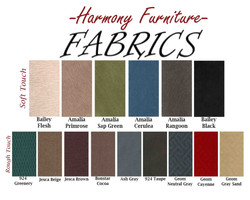 FABRIC SWATCHES MAY 2018