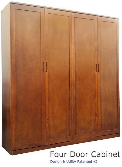 Four Door Cabinet