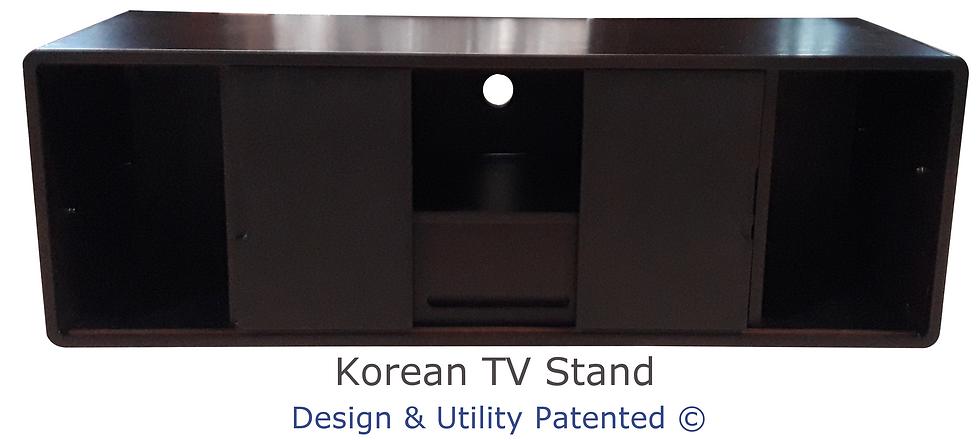 Korean TV Stand (Close)