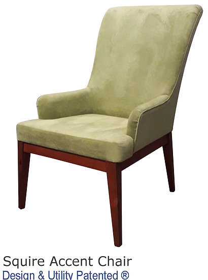 Squier Accent Chair