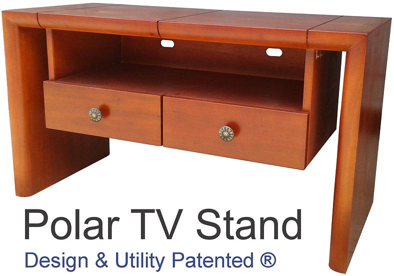 Polar TV Stand