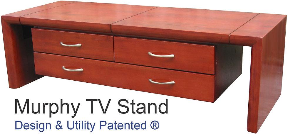 Murphy TV Stand