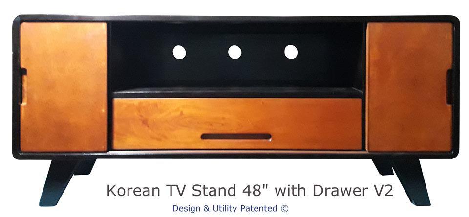 Korean Tv Stand Version 2