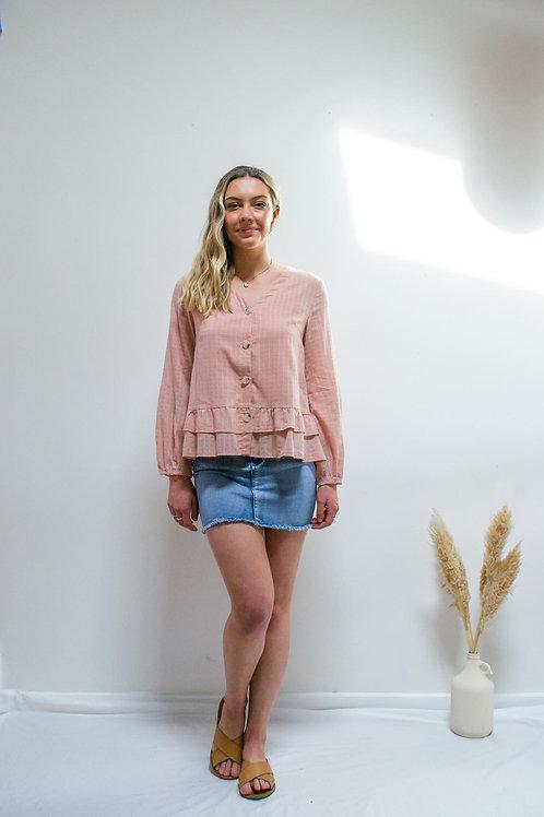 Sophia Shirt Pink