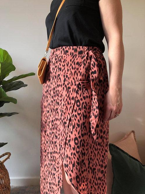 Harper Midi Wrap Skirt