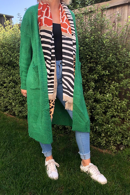 Green with Envy Cardi