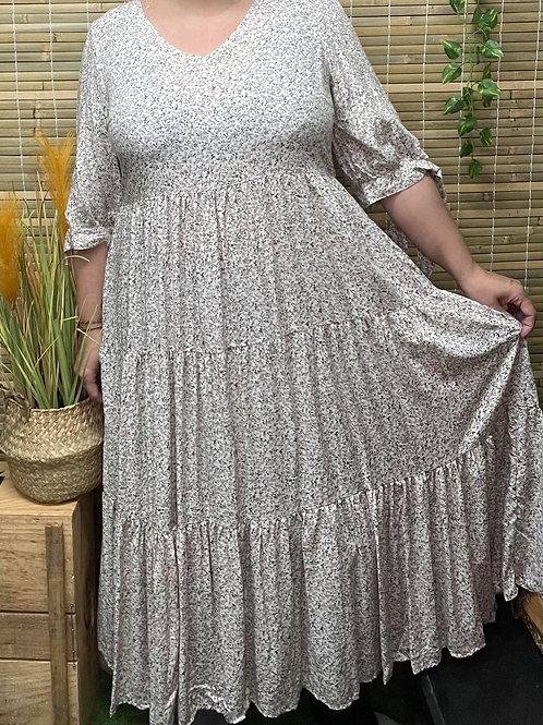 Zahara Maxi Dress