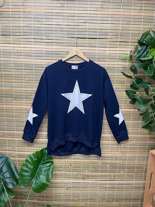 Famous Sweater Navy