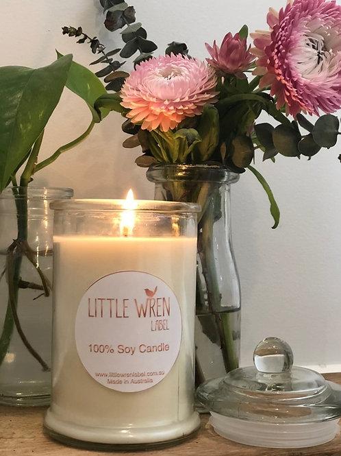 Little Wren 100ml Soy Candle