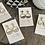 Thumbnail: Geo White Earrings