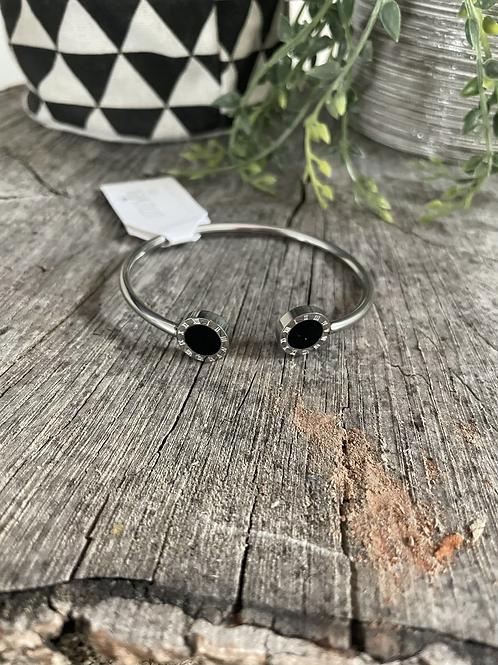 Roman Silver Bracelet