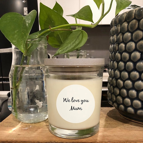 Soy Candle 60hr