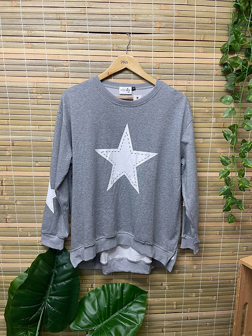 Famous Sweater Grey