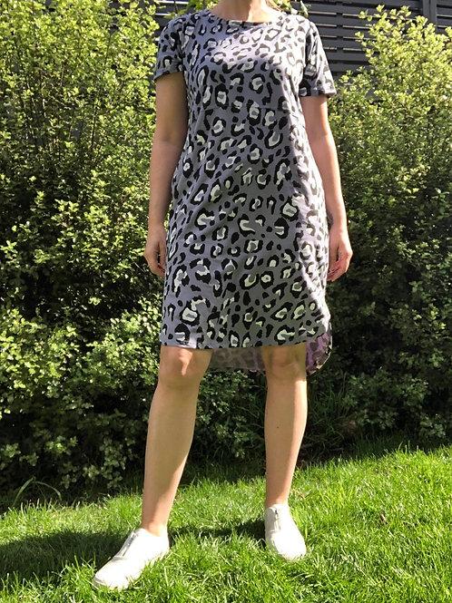 Kat Tee Dress Blue
