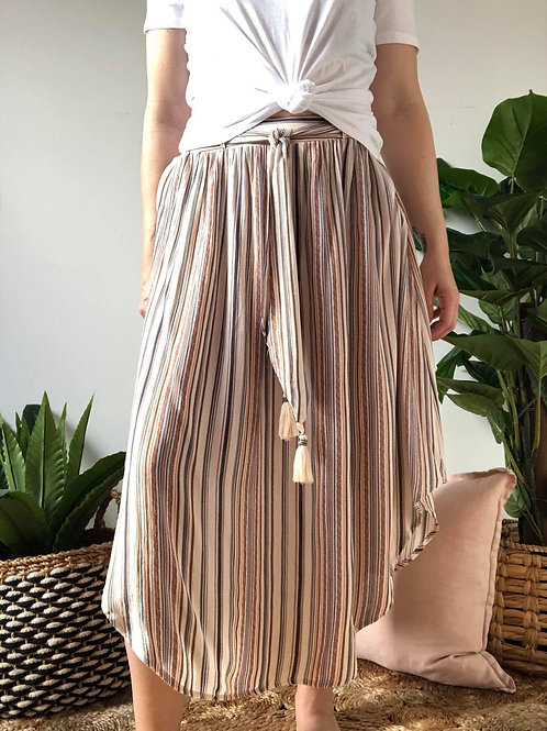Addison Tassel Skirt