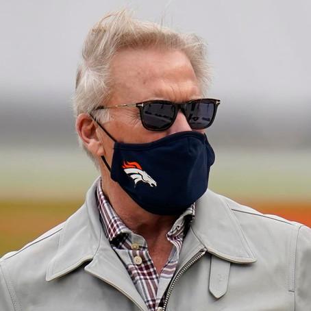 John Elway stepping down as Broncos GM