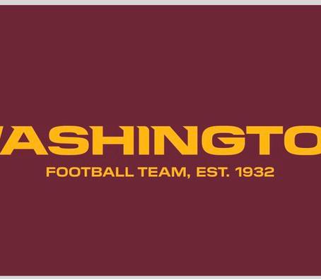 Washington has a team name, sort of.