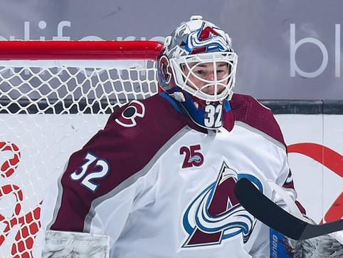 Hunter Miska isn't the second goalie the Avalanche need
