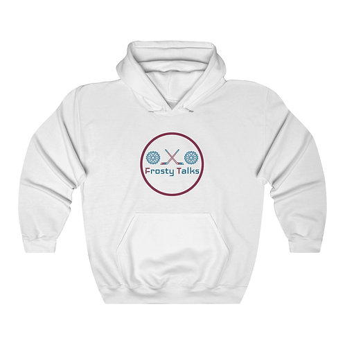 Avalanche themed Frosty Talks Hoodie