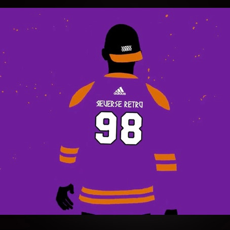 NHL Reverse Retro Sweaters coming soon
