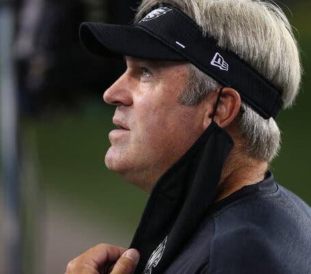 The Philadelphia Eagles have fired HC Doug Pederson
