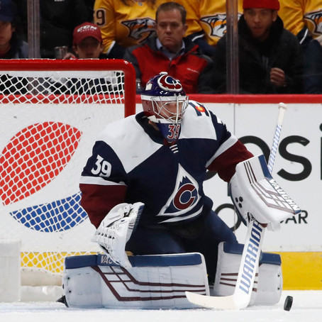 The Favorites or whatever; Avalanche Season Preview