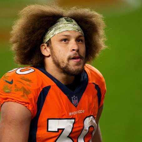 Phillip Lindsay and the Broncos agree to part ways