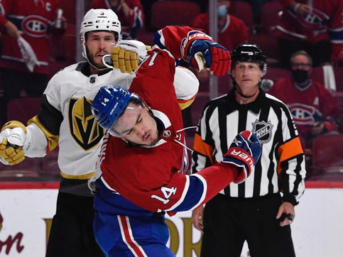 The NHL has a MAJOR officiating problem