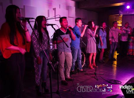 Half Step Rock Launches 'The Caster Choir' @ Indigo Live Bangalore