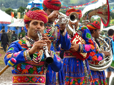 BRASS BANDS – the original DJs of India