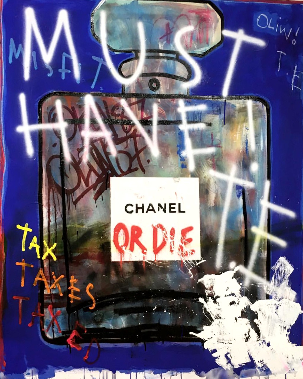 Chanel or Die Must have!