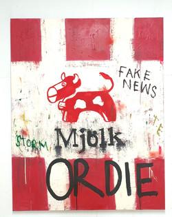 Röd mjölk (red milk) nr 2