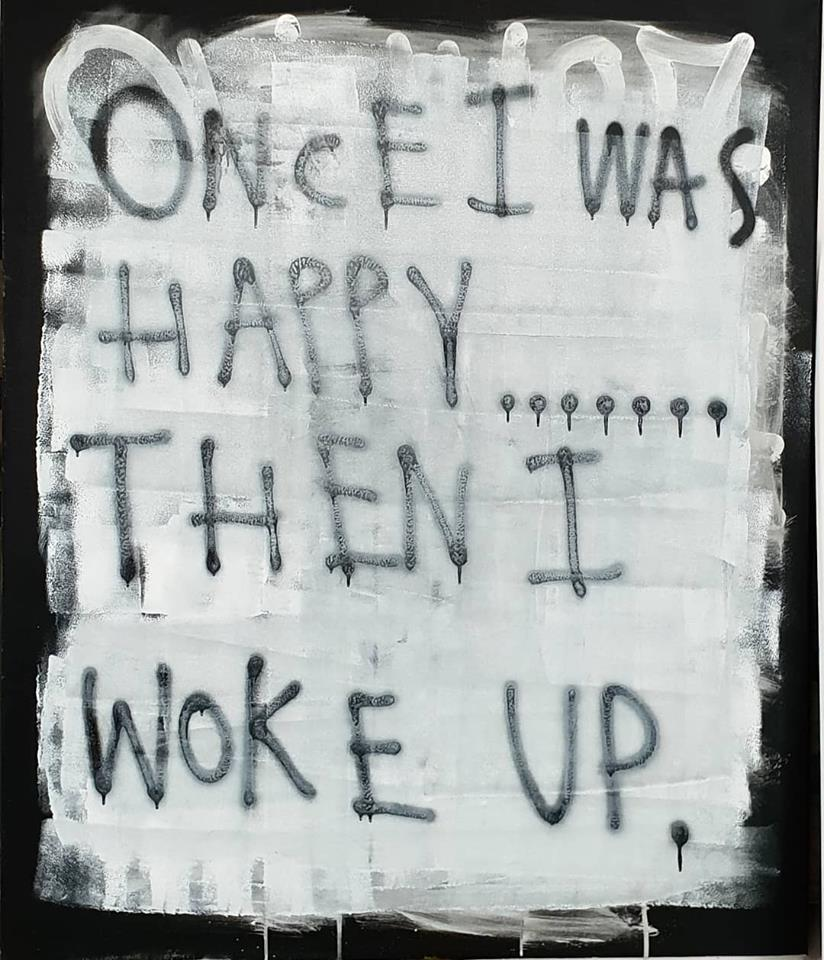Once I Was Happy