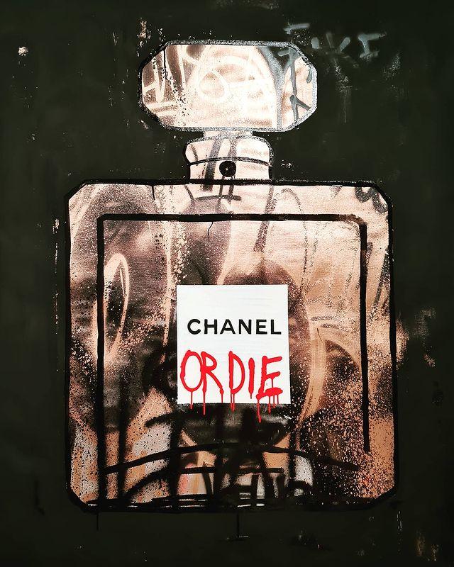 Untitled (Chanel or Die)