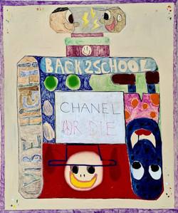 Chanel or Die Back 2 School 1