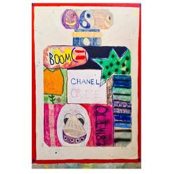 Chanel or Die Back 2 School 2