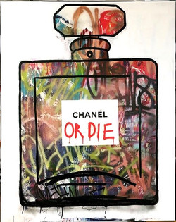 Chanel or Die Copper