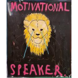 Motivational speaker 1