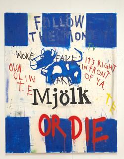 Blå mjölk (blue milk) nr 3