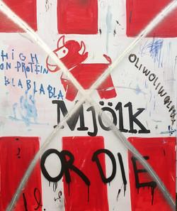 Röd mjölk (red milk)