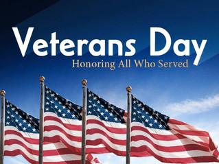 Sope Creek Salutes Our Veterans
