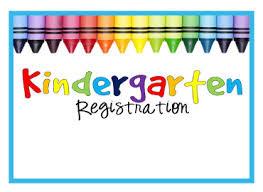 2020 - 2021 Kindergarten Registration