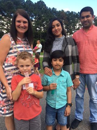 Kindergarten Popsicle Party
