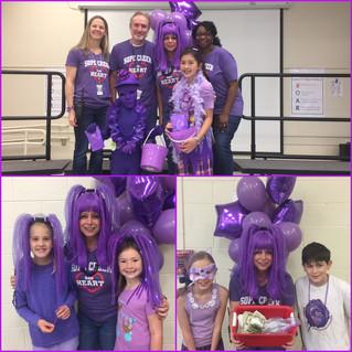 #PurpleOut