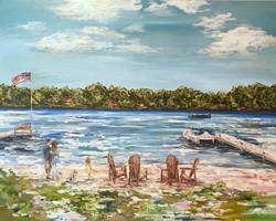Pierson's Lake Home.