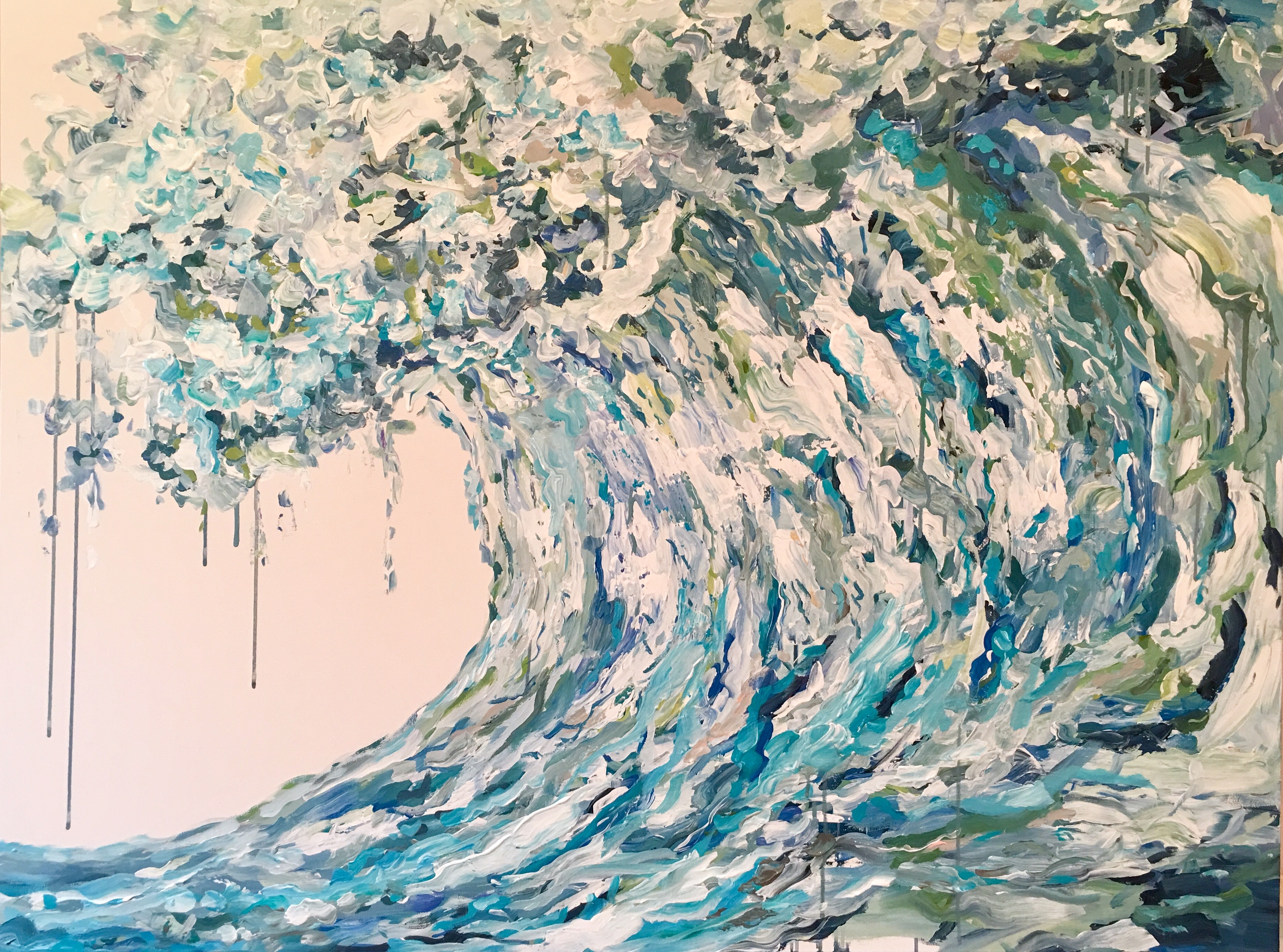 Cresting Wave.